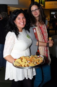 Aliya Stacey and Rebecca Bender. Photo credit: Paul Wilson.