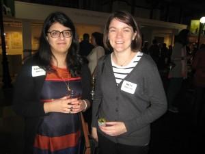 Camillia Kahrizi and Kate Edwards. Photo credit: Pat Thornton Jones.