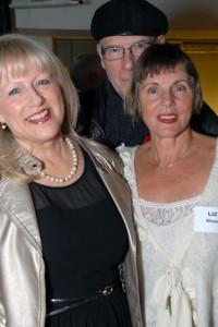 Gail Winskill, Terry Jones and Liz Sloan. Photo credit: Paul Wilson.