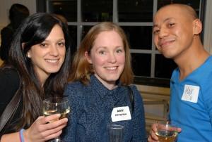 Luana Lindorfer, Amy Hingston and Max Arambo. Photo credit: Paul Wilson.