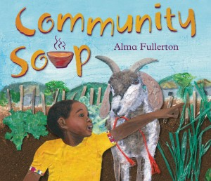 Community Soup by Alma Fullerton