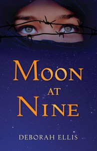 Moon At Nine by Deborah Ellis - the true story of two girls who fell in love in post-revolution Iran