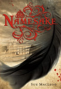 Namesake - a Lady Jane Grey novel by Sue MacLeod