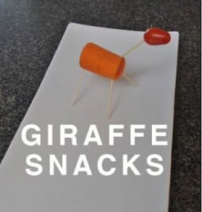 Giraffe Snacks