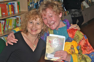 Wendy (right) and Sue MacLeod (Namesake, 2013)