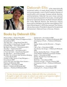 Deborah Info Sheet
