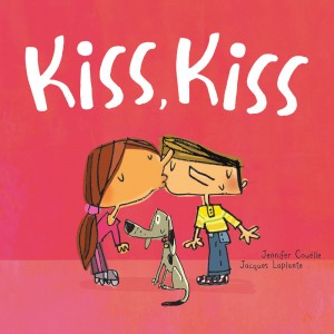 Kiss, Kiss | Jennifer Couelle & Jacques Laplante |Pajama Press