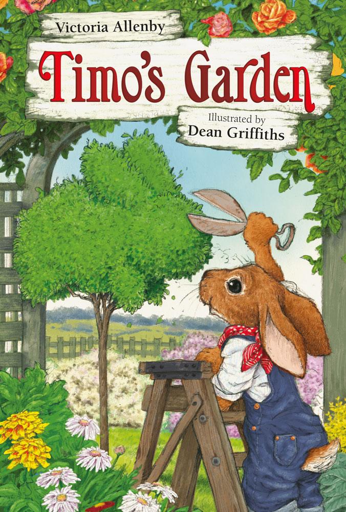 Timo\'s Garden | Pajama Press