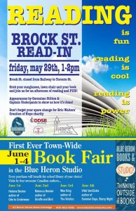 Uxbridge Read-In Poster