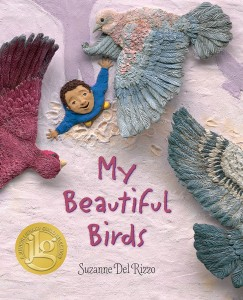 Cover: My Beautiful Birds Author: Suzanne Del Rizzo Publisher: Pajama Press