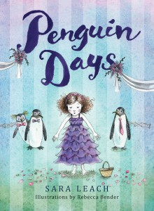 Cover: Penguin Days Author: Sara Leach Illustrator: Rebecca Bender Publisher: Pajama Press