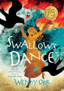 Cover: Swallow's Dance Author: Wendy Orr Publisher: Pajama Press