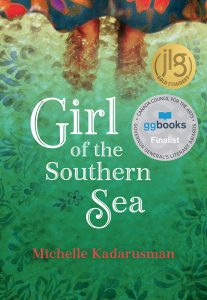 Cover: Girl of the Southern Sea Author: Michelle Kadarusman Publisher: Pajama Press